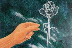 Rosa Cristal
