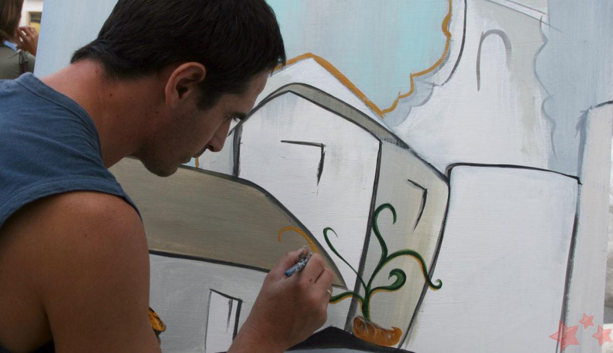 montero-pintando