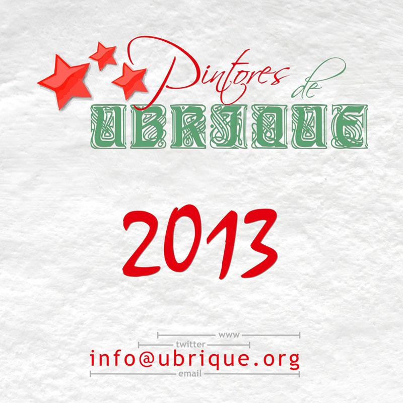 pintoresdeubrique-2013