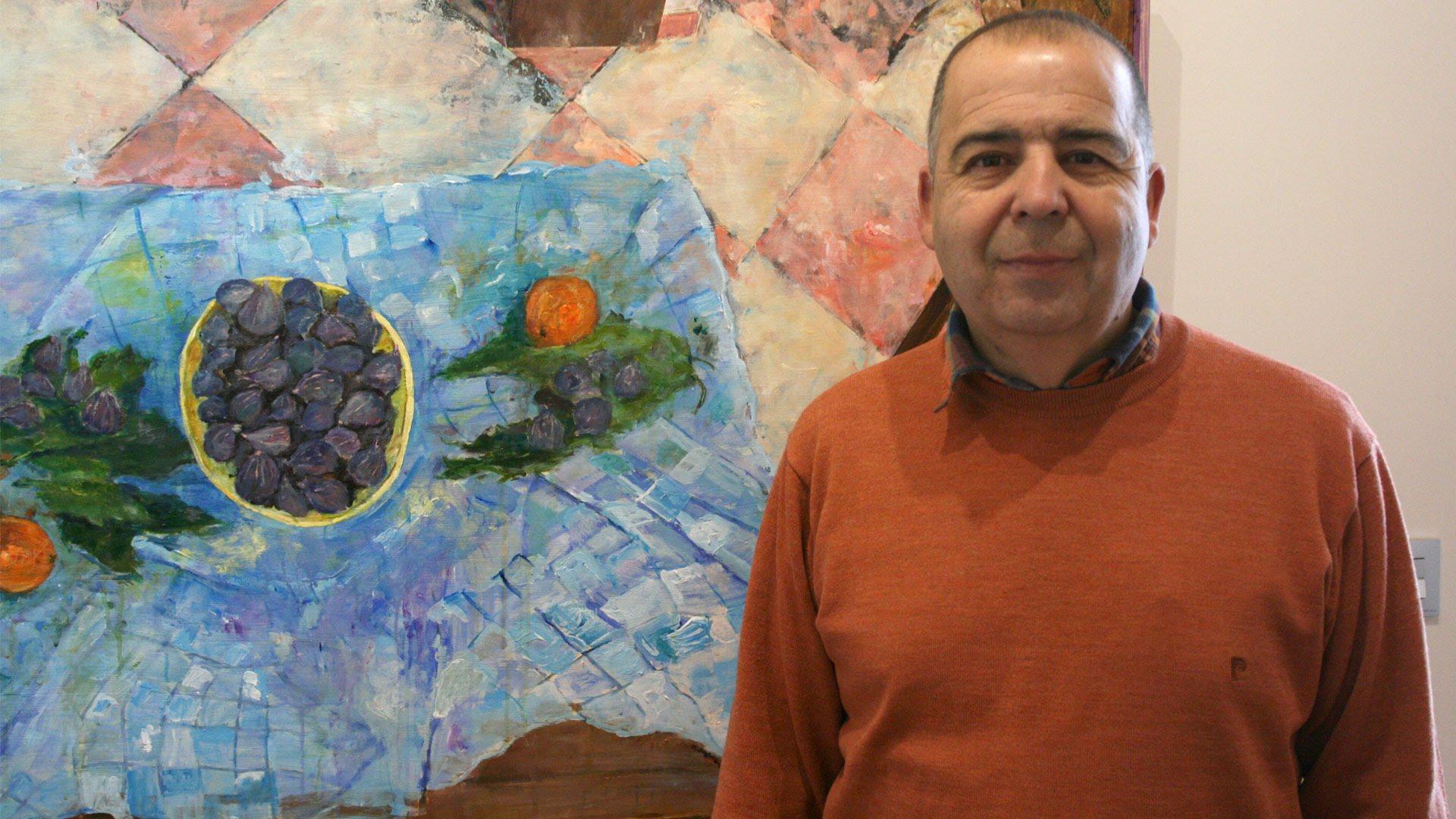 Paco Solano gana el Certamen Local de Pintura 2016