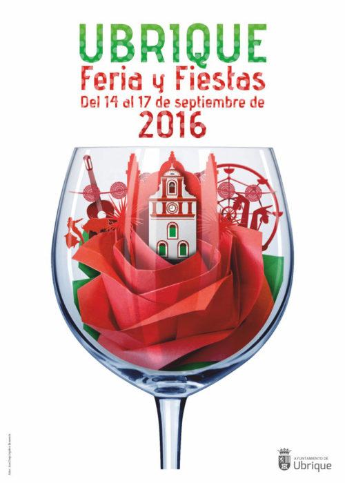 Cartel de Feria y Fiestas 2016