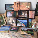 Selección de obras para la exposición
