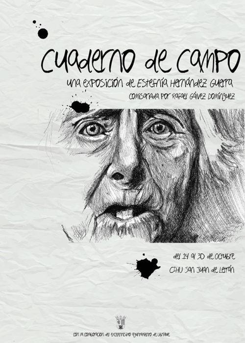 Cuaderno de Campo - Exposición Estefanía Hernández