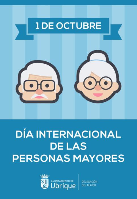 Día Internacional de las Personas Mayores 2016