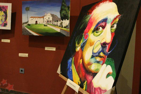 Exposición Certamen Infantil y Juvenil de Pintura 2017