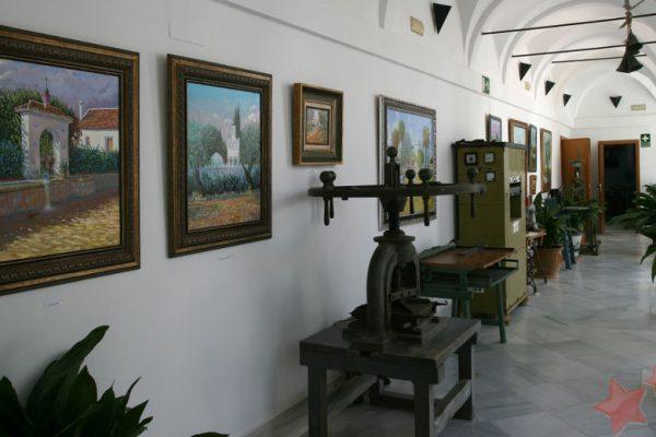 Exposición de Manuel Valle Romero