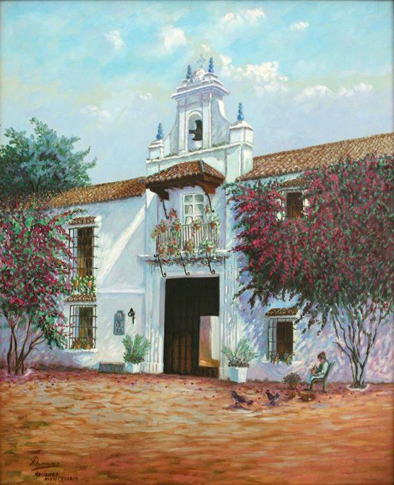 Obra de Manuel Valle Romero