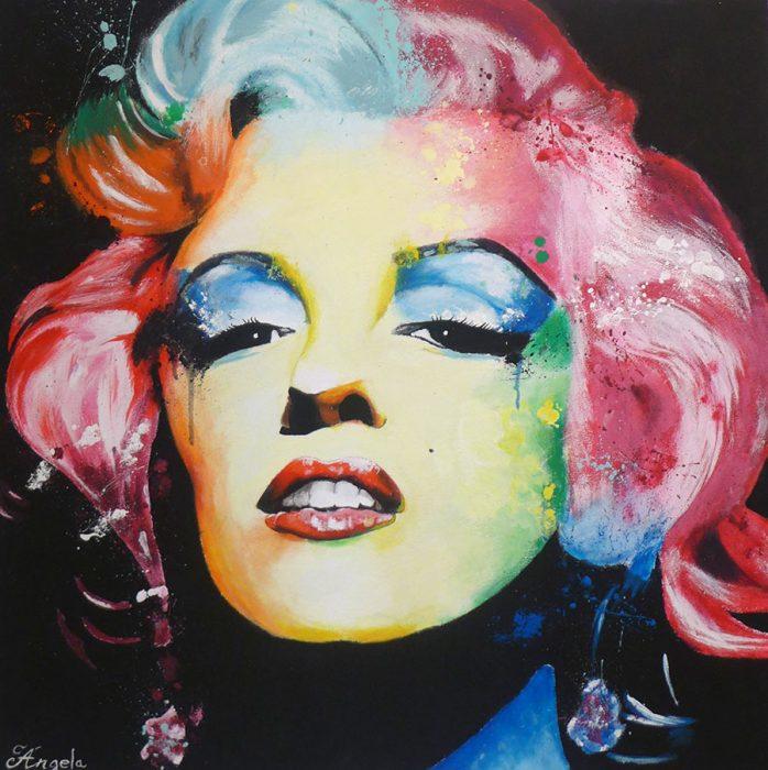 'Marilyn' de Ángela Gómez Ordóñez