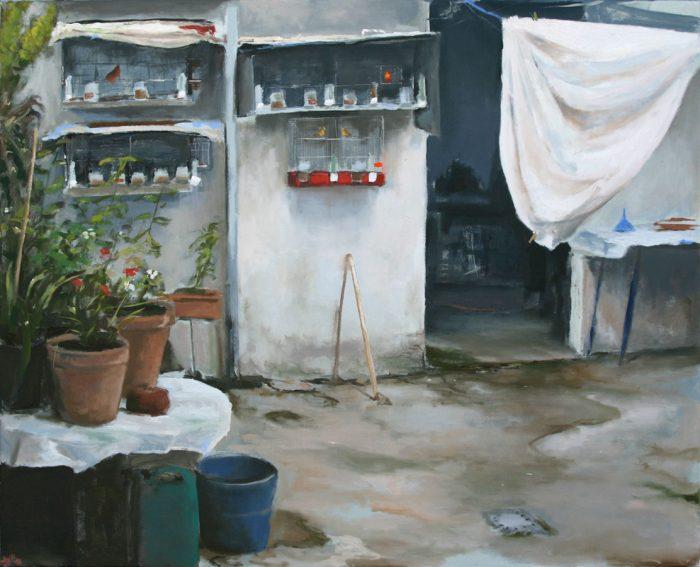 2º Premio, obra de Pepe Baena Nieto
