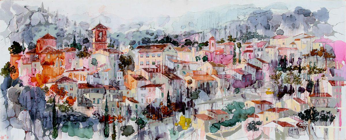 3er Premio, obra de Francisco Luna Galván