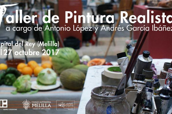 Taller de Pintura Realista Melilla 2017
