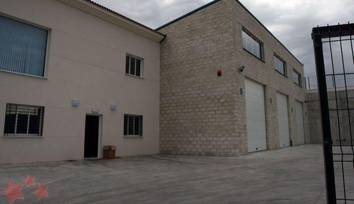 Nuevo edificio de Basica