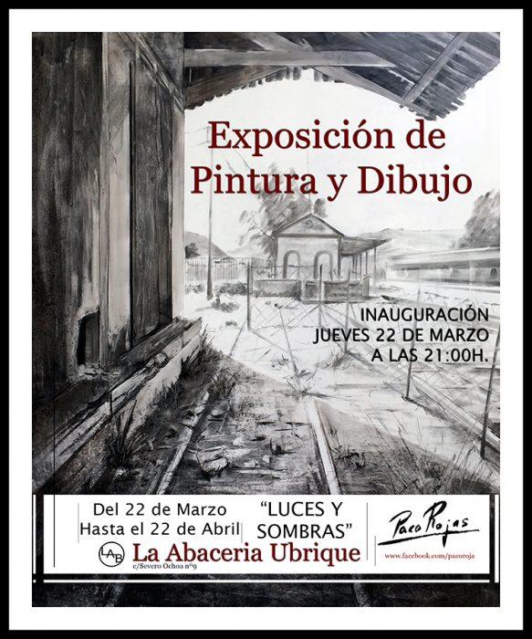 Exposición de Pintura y Dibujo de Paco Rojas