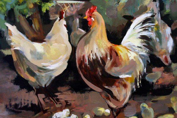 Premio certamen juvenil de pintura