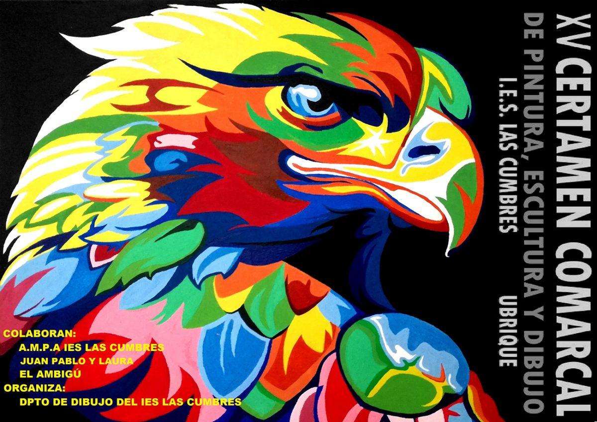 XV Certamen Comarcal de Pintura, Escultura y Dibujo IES Las Cumbres