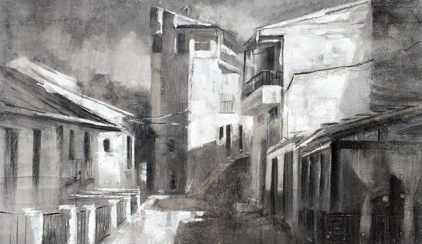 Obra de Paco Rojas ganadora en Benalúa de las Villas
