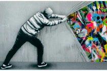 Graffiti para la Casa de la Juventud