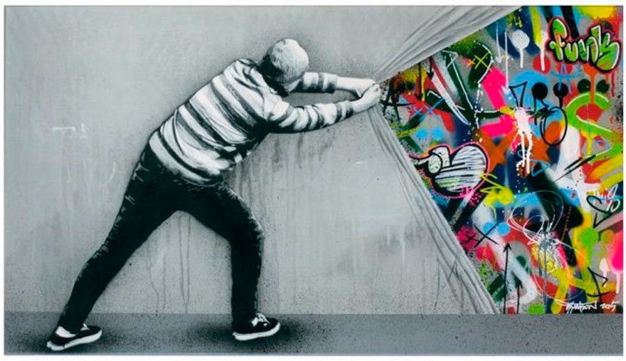 Ideas De Murales Creativos