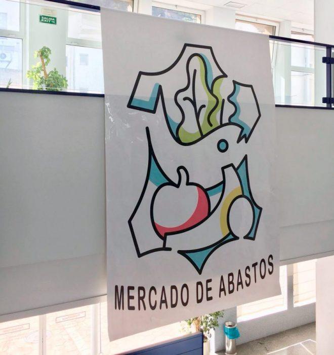 Logotipo Mercado de Abastos