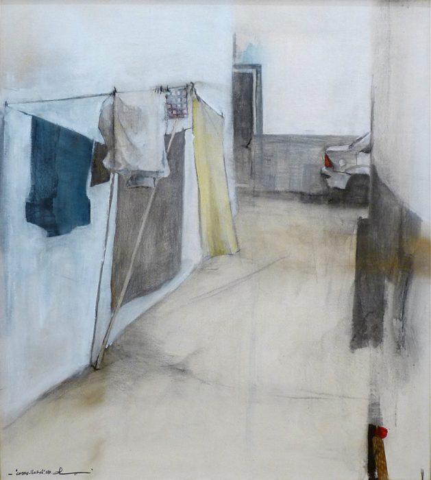 Obra de Diego Menacho premiada en Casas Ibáñez