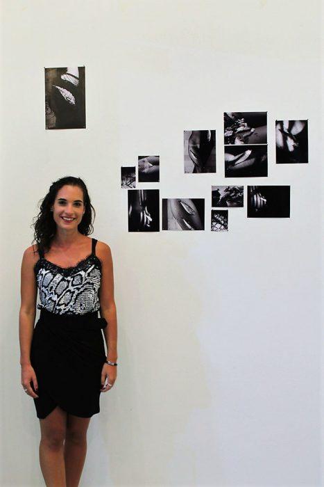 Sonia Chacón y sus 'Versos preservados'
