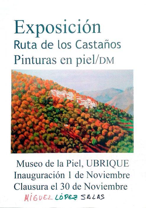 Exposición Ruta de los Castaños