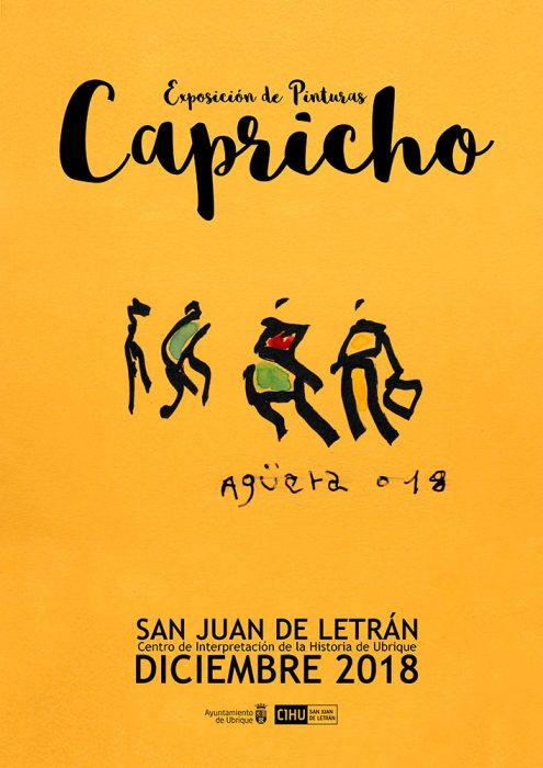 Exposición CAPRICHO de Agüera