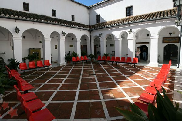 Claustro del Convento de Capuchinos