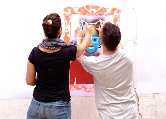 Olga Parra y Zarva Barroso