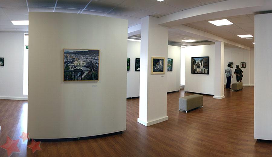 Sala de Exposiciones del Antiguo Mercado