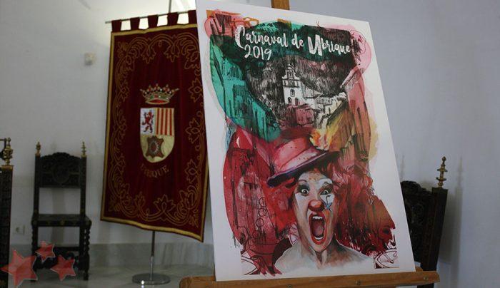 Obra ganadora del Concurso de carteles