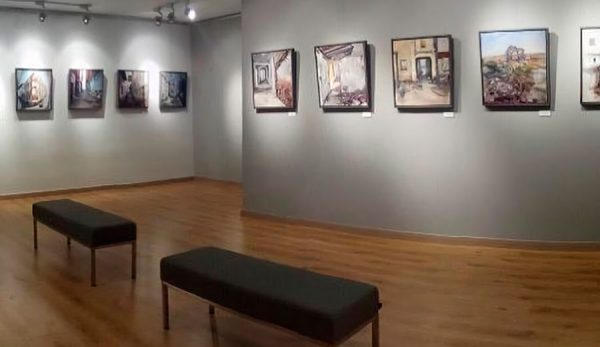 Exposición de Manuel Benítez