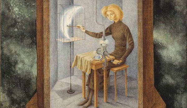 """Taller de aproximación a la pintura surrealista realizada por mujeres """"Tres pintoras sin sombrero"""""""