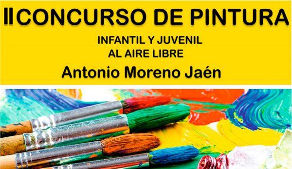 II Concurso de Pintura Juvenil e infantil