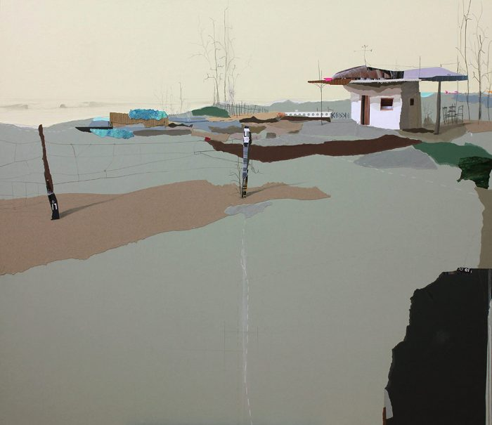 Obra de Eduardo Gómez Query ganadora en 2018
