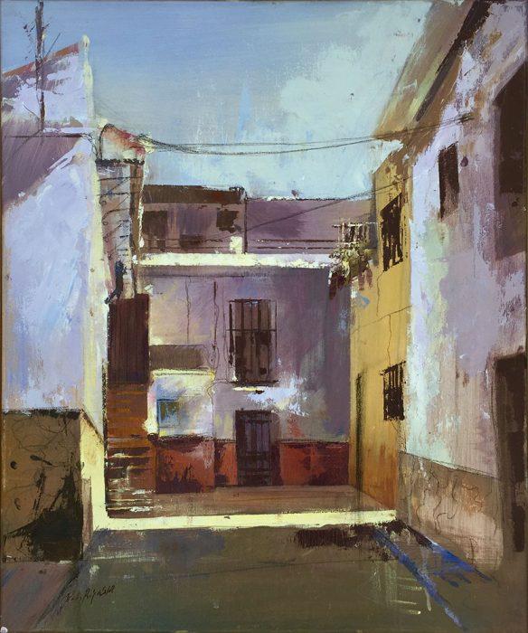 Obra premiada de Paco Rojas en Vélez-Málaga
