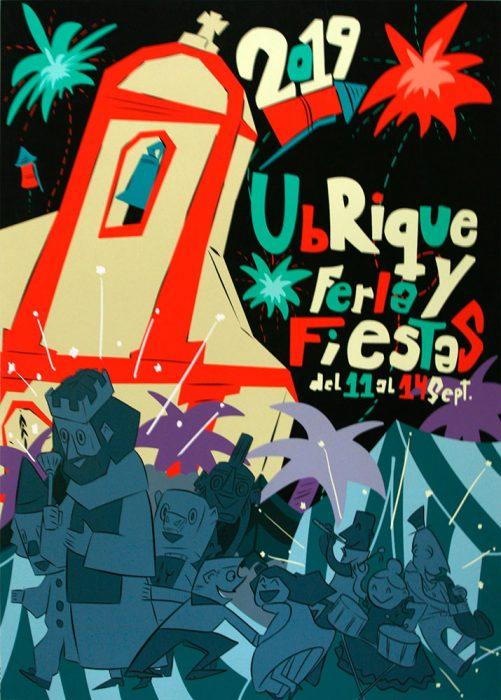 Cartel de Feria 2019