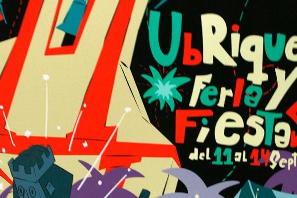 Detalle del Cartel de Feria 2019