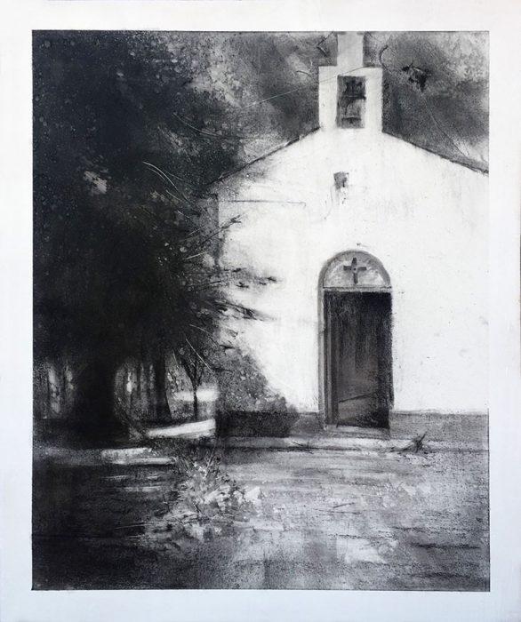 Obra premiada de Paco Rojas en Piedrabuena (Ciudad Real)