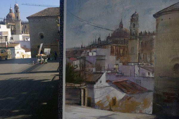 Accésit de Paco Rojas en Jerez