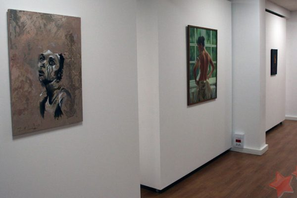 Exposición de alumnos de Celia Pais