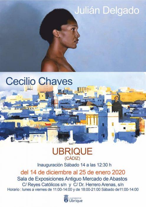 Exposición Julián Delgado y Cecilio Chaves