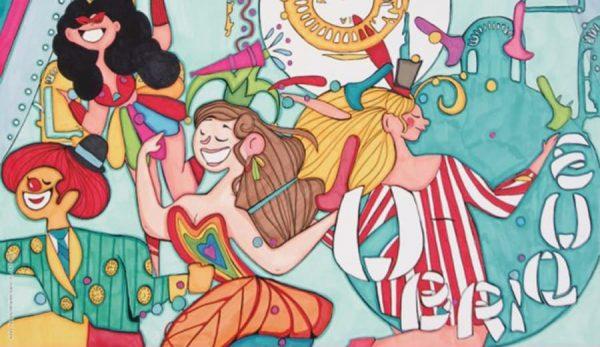 Cartel del Carnaval de Ubrique 2020
