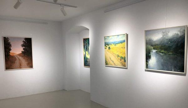 Exposición Sentimientos de Manuel Lozano