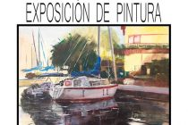Exposición de Paco Rojas en Frigiliana