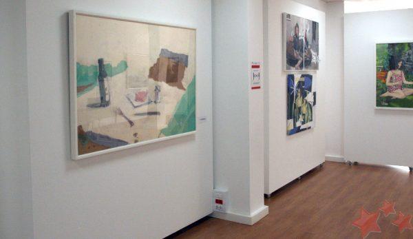 Exposición Certamen Andaluz de Pintura 2020