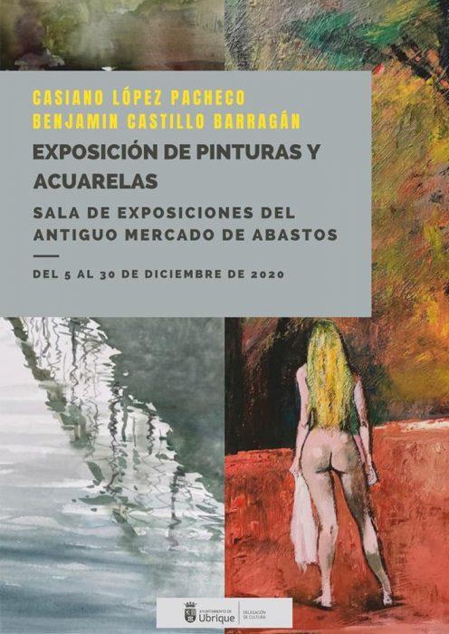 Exposición conjunta Benjamín Castillo y Casiano López