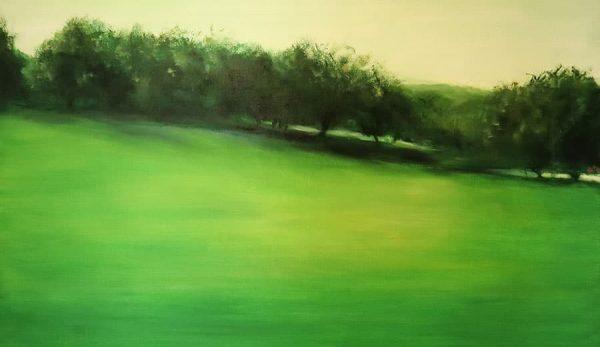 'Verdes', obra premiada de Javier Jiménez