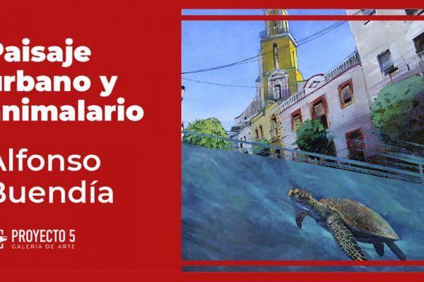 Exposición Alfonso Buendía