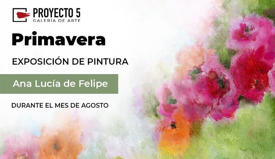 'Primavera' de Ana Lucía de Felipe